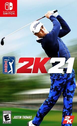 Swi PGA Tour 2K21 - PGA Tour 2K21 for Nintendo Switch