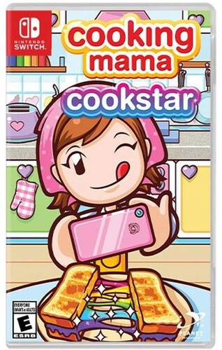 Cooking Mama Cookstar for Nintendo Switch