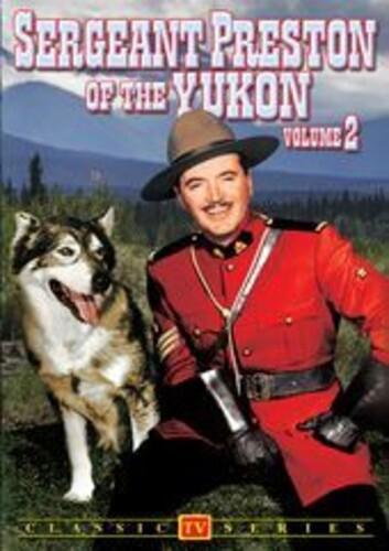 Sergeant Preston Of The Yukon Volume 2