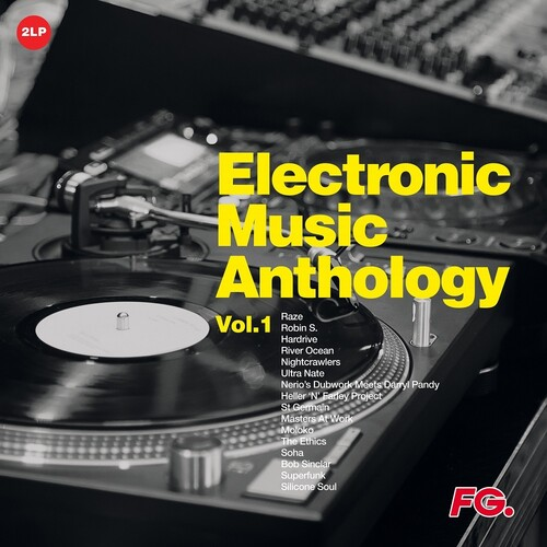 Electronic Music Anthology Vol 1 /  Various [Import]