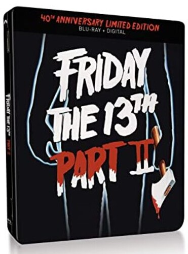Friday the 13th, Part 2 (40th Anniversary Limited Edition)