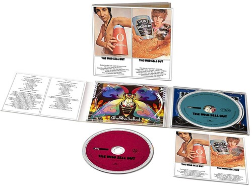 The Who Sell Out  [Deluxe]  (2 CDs)