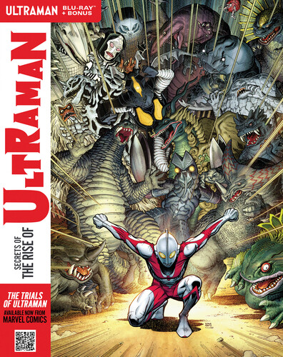Secrets of the Rise of Ultraman [Blu-ray]