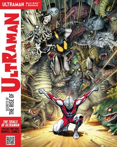 Secrets of the Rise of Ultraman