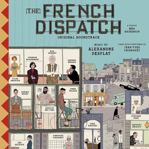 The French Dispatch (Original Soundtrack)