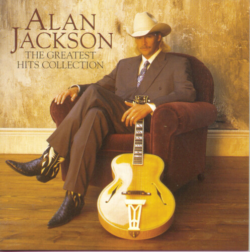 Alan Jackson-The Greatest Hits Collection
