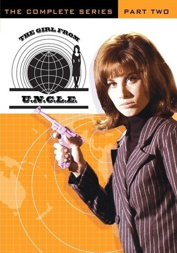 The Girl From U.N.C.L.E.: The Complete Series Part Two