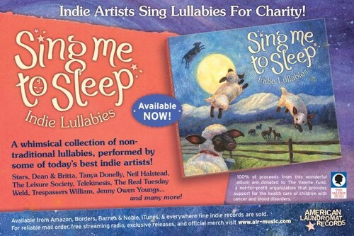 Sing Me To Sleep: Indie Lullabies