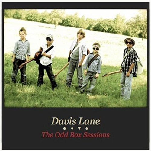 Davis Lane: The Odd Box Sessions