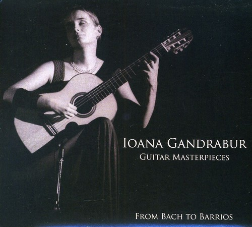 Guitar Masterpieces from Bach to Barrios