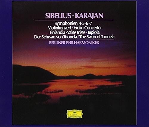 Sibelius: Symphonies /  Violin Concerto