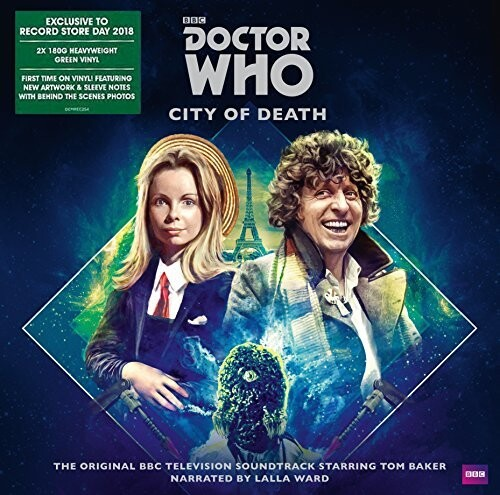 Doctor Who: City of Death (Original BBC Television Soundtrack) [Import]
