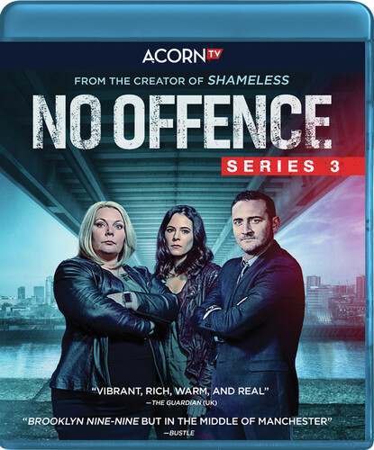 No Offence: Series 3