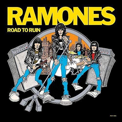 Ramones - Road To Ruin [Remastered LP]