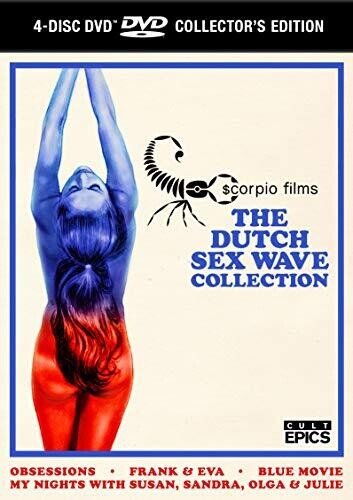 Scorpio Films: The Dutch Sex Wave Collection