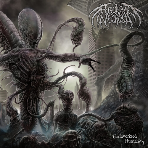 Cadaverized Humanity [Explicit Content]
