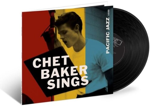 Chet Baker - Chet Baker Sings [LP][Blue Note Tone Poet Series]