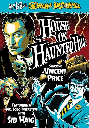 Mr Lobo's Cinema Insomnia: House On Haunted Hill