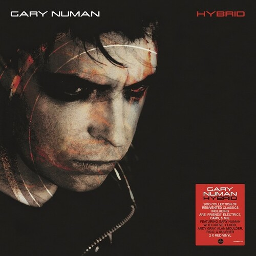 Gary Numan - Hybrid [140-Gram Red Colored Vinyl]