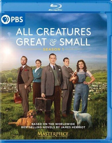 All Creatures Great & Small: Season 1 (Masterpiece)