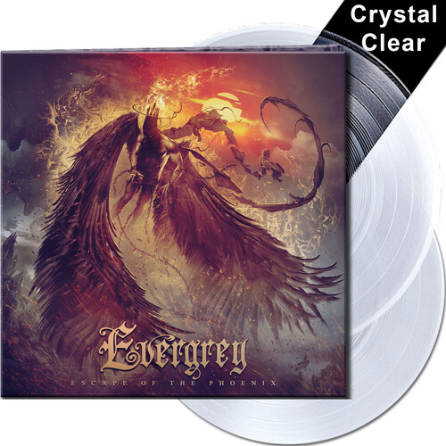 Evergrey - Escape Of The Phoenix (Crystal Clear Vinyl) [Clear Vinyl]