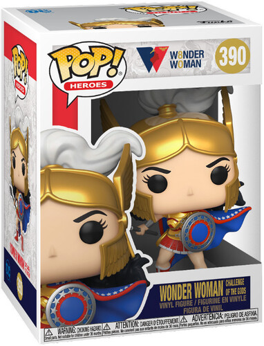 WONDER WOMAN 80TH - WONDER WOMAN