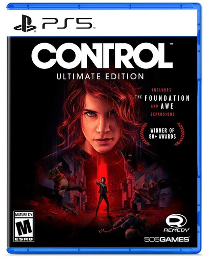 Ps5 Control Ultimate Edition - Control Ultimate Edition for PlayStation 5
