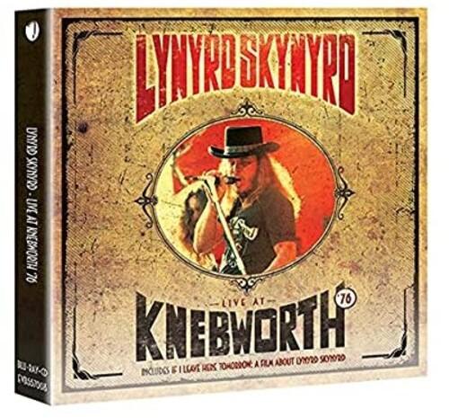 Lynyrd Skynyrd Live At Knebworth '76 (CD/ Blu-ray)