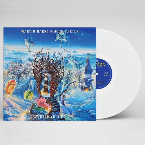 Winter Setting (Wintry White Vinyl)
