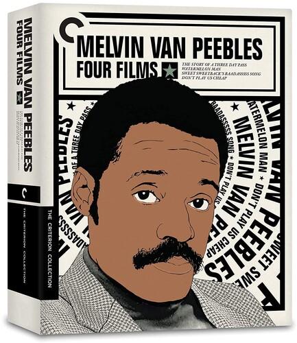 Melvin Van Peebles: Four Films (Criterion Collection)