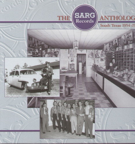Sarg Records Story