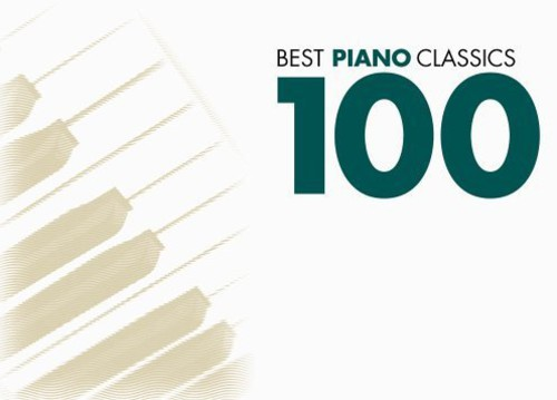 Best Piano Classics 100 /  Various