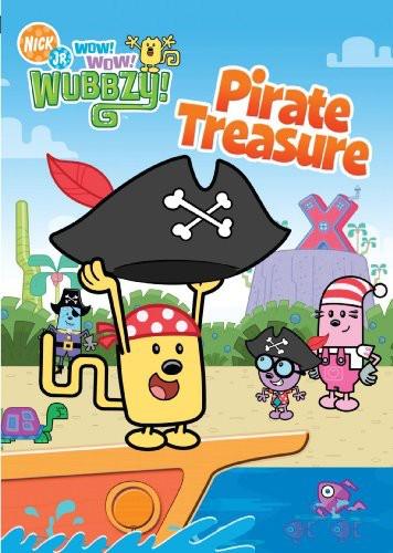 Wow Wow Wubbzy: Pirate Treasure