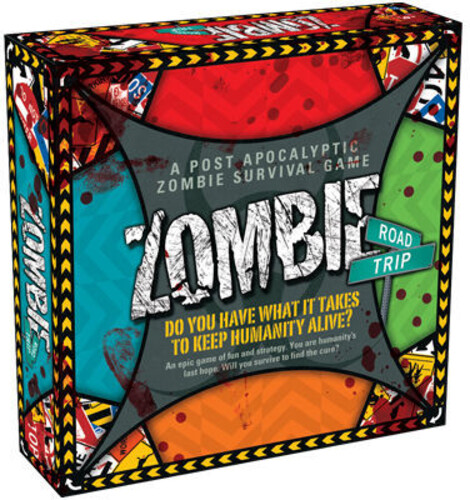 ROAD TRIP- ZOMBIE EDITION (BOARD GAME)