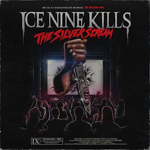 Ice Nine Kills - The Silver Scream [Translucent Bloodshot LP]