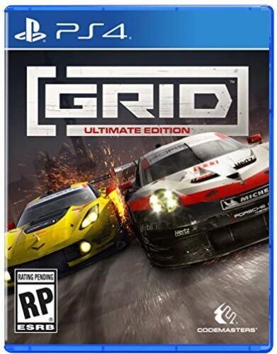 Ps4 Grid: Ultimate Edition - Grid: Ultimate Edition