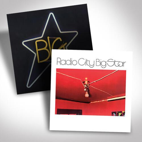 Big Star Vinyl Bundle