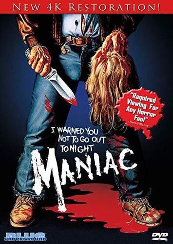 Maniac (4K Restoration)