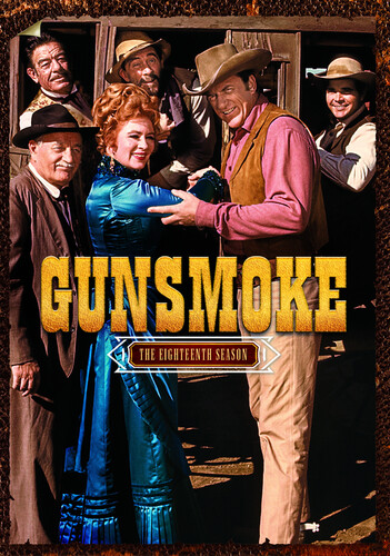 Gunsmoke: The Complete Eighteenth Season