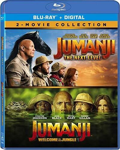 Jumanji: The Next Level /  Jumanji: Welcome to the Jungle