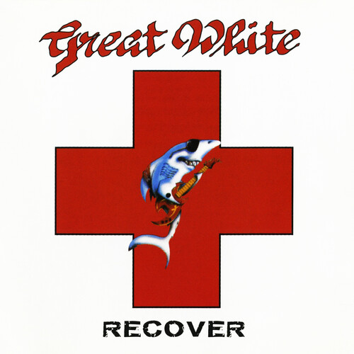 Great White - Recover (Ltd) (Red)