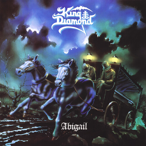 King Diamond - Abigail [Limited Edition Blue LP]