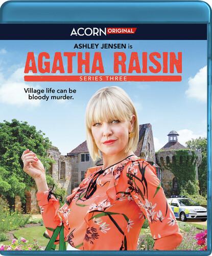 Agatha Raisin: Series Three