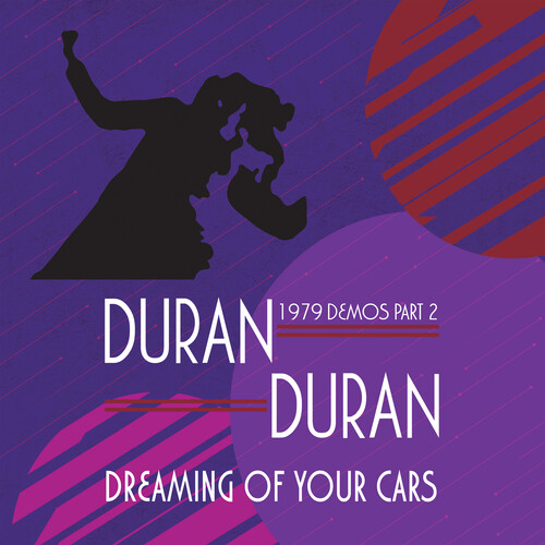 Duran Duran Colv - Dreaming Of Your Cars - 1979 Demos Part 2 [Colored Vinyl]