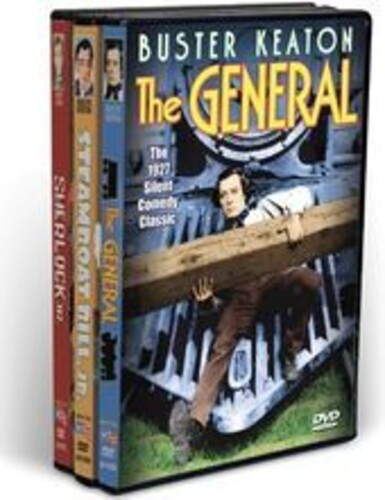 Buster Keaton Silent Classics Collection