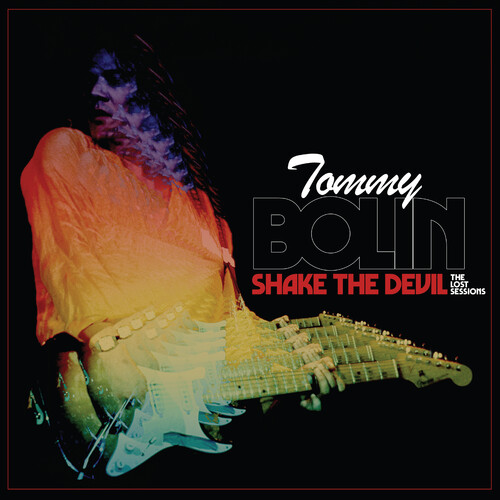 Tommy Bolin - Shake The Devil - The Lost Sessions