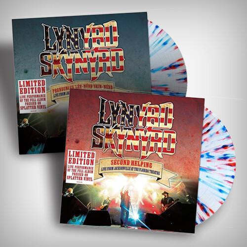 Lynyrd Skynyrd Vinyl Bundle