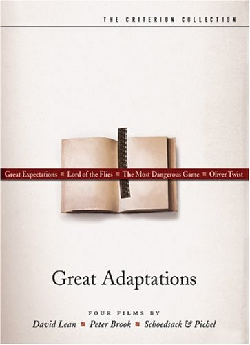 Criterion Collection: Great Adaptations [4 Pack] [Special Edition] [Box Set] [Collector's Set]