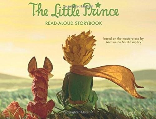 LITTLE PRINCE READ ALOUD STORYBOOK