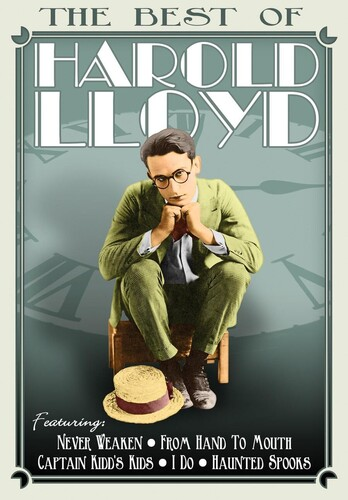The Best of Harold Lloyd
